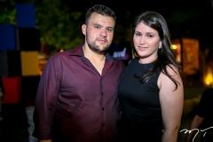 Bruno de Sousa e Carolina Andrade