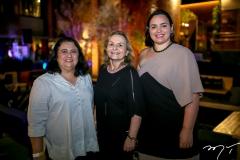 Magdalena Bomfin,Lidia Militão e Patricia Bessa