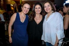 Manoela Correia, Luciana Cidrão e Fatima Nogueira