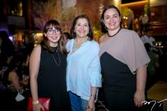 Natasha e Fatima Nogueira e Patricia Bessa