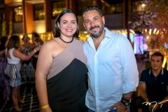 Patricia Bessa e Pedro Franco