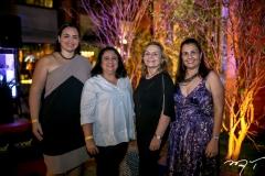 Patricia Bessa,Magdalena Bomfin, Lidia Militão e Marcia Albuquerque