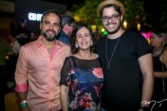 Vlado Figueiredo, Neuma Figueiredo e Cadeh Juaçaba