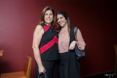Nara Amaral e Elisa Oliveira