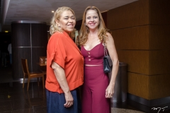 Simone Melo e Claudiana Juaçaba