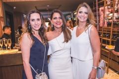 Adriana Nogueira, Ana Carolina Fontenele e Tais Pinto
