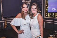 Ana Carolina Fontenele e Márcia Travessoni