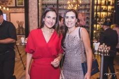 Ana Virginia Martins e Anne Alcântara