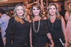 Carolina Silveira, Katarina Viana e Ilma Pinheiro