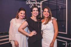 Luiziana Esteves, Priscila e Ana Carolina Fontenele