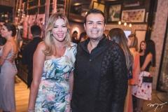 Patrícia Dias e Hermano Bezerra