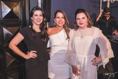 Priscila e Ana Carolina Fontenele e Luiziana Esteves