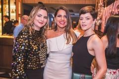 Soraya Skaty, Ana Carolina Fontenele e Paulinha Sampaio