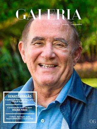Revista GALERIA por Márcia Travessoni | Edição #06