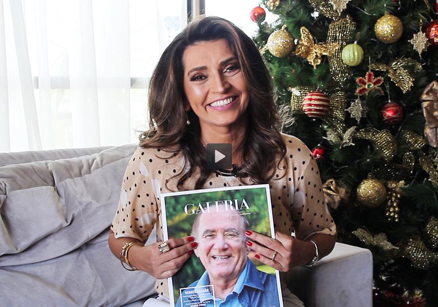 #VídeoEditorial | Márcia faz um passeio pelo conteúdo da Revista GALERIA 6