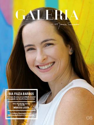 REVISTA GALERIA POR MÁRCIA TRAVESSONI | EDIÇÃO #08