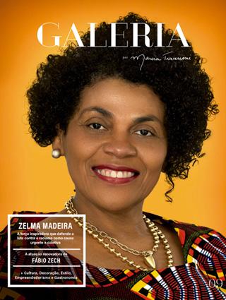 REVISTA GALERIA POR MÁRCIA TRAVESSONI | EDIÇÃO #09