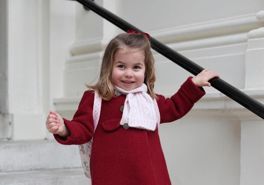 Princesa Charlotte é avaliada em US$ 5 bilhões em ranking