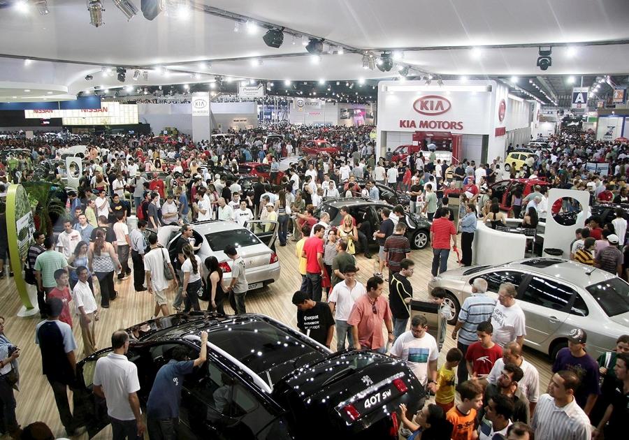 Salão do Automóvel de São Paulo acontece entre os dias 8 e 18 de novembro; saiba detalhes
