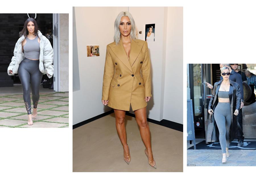 Saiba por que a tendência dos clear heels veio para ficar