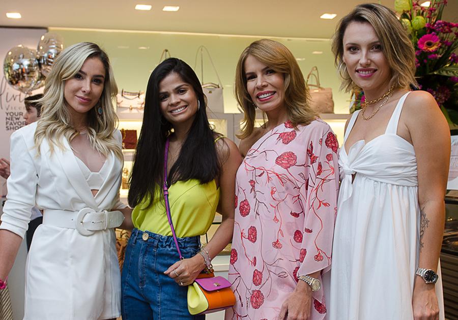 Meia Sola lança a mais nova sandália queridinha da Vicenza em coquetel exclusivo