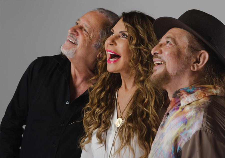 20ª edição da Mostra Sesc Cariri confirma show com Alceu Valença, Elba Ramalho e Geraldo Azevedo