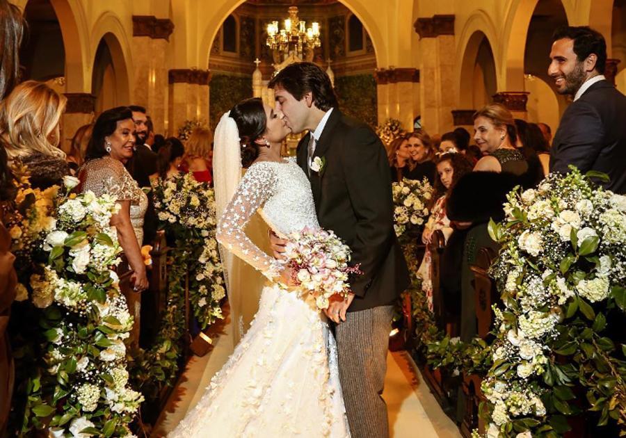 Deslumbre-se com o casamento de Isabella Vasone e Rafael Bezerra, em SP