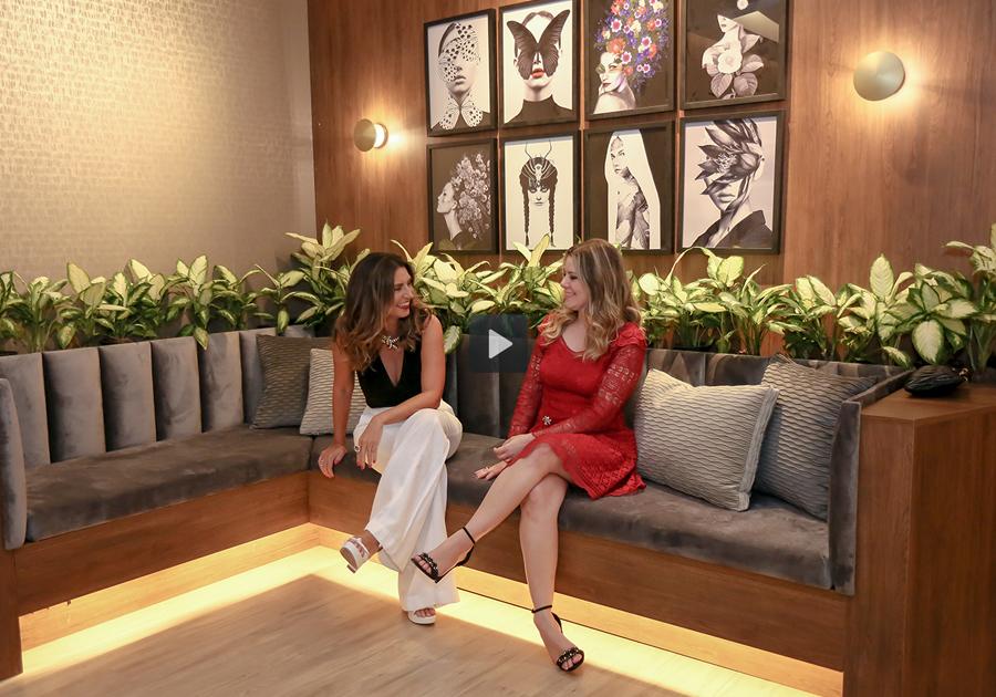 #ConversacomMárciaTravessoni: um papo sobre design de interiores com Fabiane Tavares