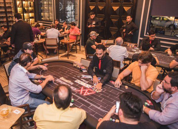 Torneio de pôquer na Cavalieri Confraria vai distribuir mais de R$ 30 mil em prêmios
