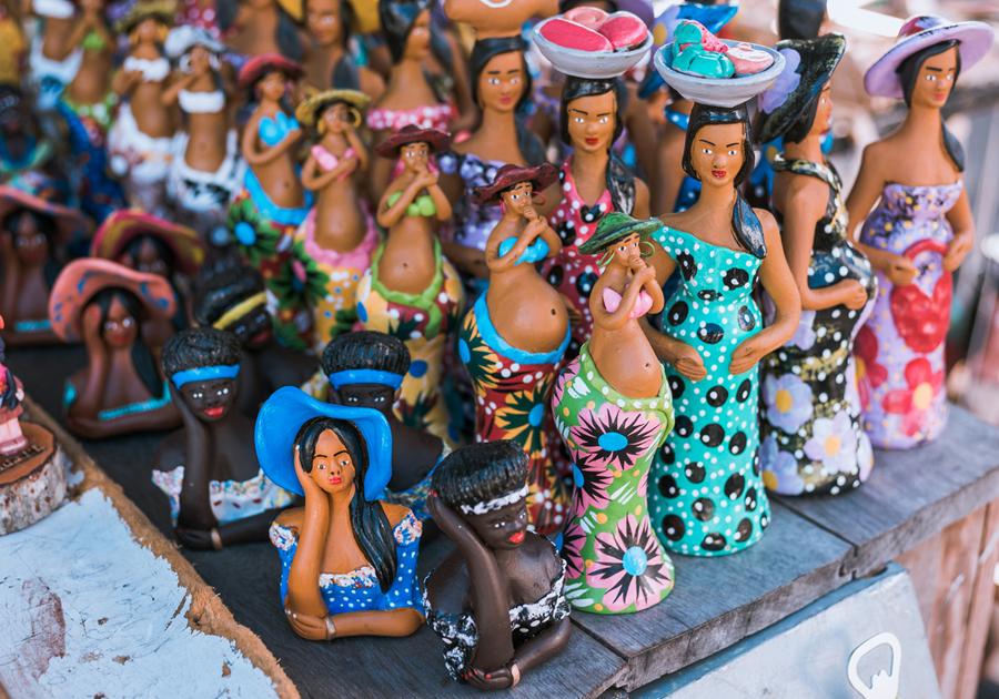 Feira do Bem reúne o melhor do artesanato e da economia local de Fortaleza