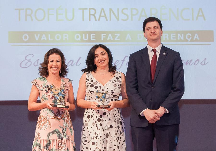 M. Dias Branco é agraciada com Troféu Transparência 2018