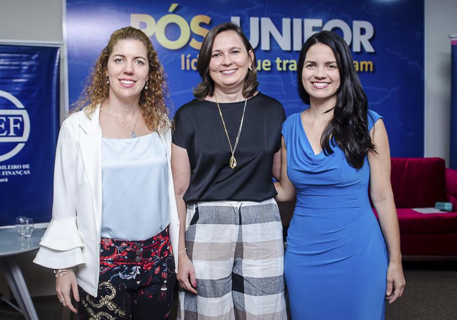 Ticiana Holanda Rolim Queiroz e Lilia Sales participam de bate-papo sobre iniciativas que transformam vidas