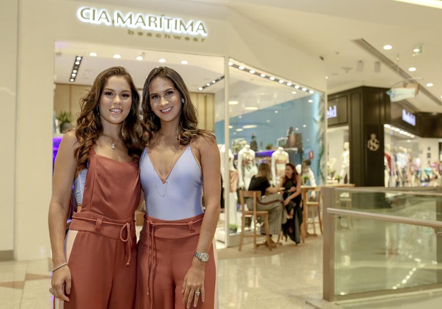 Daniela Frota e Marina Brasil reabrem Cia. Marítima com coquetel; confira imagens
