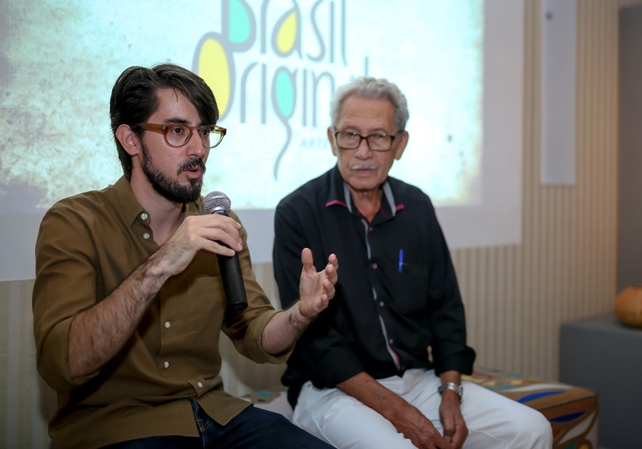 Sebrae promove bate-papo com Espedito Seleiro e designer chileno Diego Pascual na CASACOR Ceará 2018