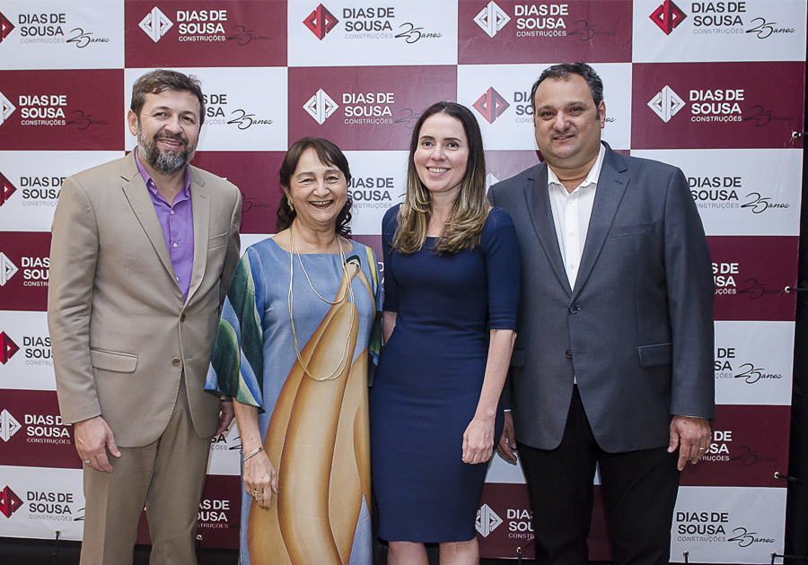 Dias de Sousa apresenta empreendimento Washington Soares Trade Center (WSTC)