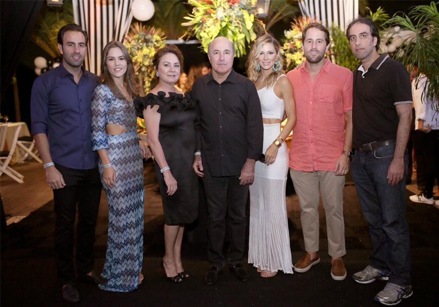 Empresário Sílvio Frota celebra aniversário no Colosso e temos os cliques